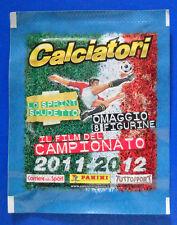 BUSTINA SPECIALE FIGURINE CALCIATORI PANINI 2011/12 - V9-V16 LO SPRINT SCUDETTO