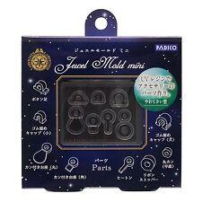 PADICO Jewel Mold Mini UV Resin & Clay Parts nails accessaries