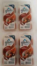 24 Glade Wax Melts Air Freshener Refill Apple Cinnamon 4 Packs