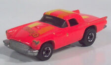 "Hot Wheels 1957 57 Ford Thunderbird T-Bird 3"" Diecast Scale Model Color Changer"