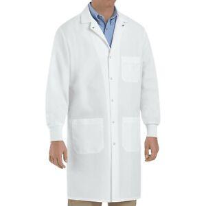 Brand New Unisex Specialized Cuffed Lab Coat