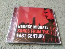 George Michael - Songs From The Last Century CD BRAND NEW & FACTORY SEALED