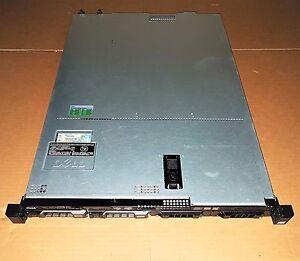 DELL POWEREDGE R320 E5-2407 V2 @ 2.40GHz 48GB RAM 2X 300GB 15K  HDD