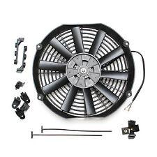 """ACP 12 """"Universal Pull radiador ventilador de refrigeración Recto Blades unidad de reemplazo"""