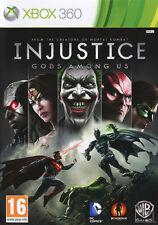 Injustice Gods Among Us DC Comics (Batman, Superman, Flash, JLA...) XBOX 360