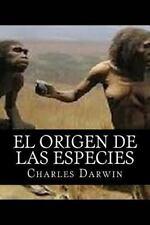 El Origen de Las Especies by Charles Darwin (2016, Paperback)