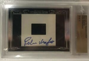 2014 Leaf Cut Signature Peter Mayhew (Chewbacca) 12/13