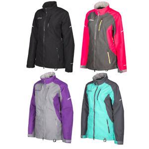 Klim Women's Alpine Parka Uninsulated Goretex Snowmobile Jacket
