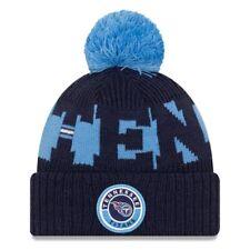 2020 Tennessee Titans New Era NFL Knit Hat On Field Sideline Beanie Stocking Cap