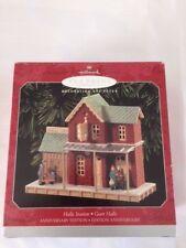 Hallmark Keepsake Ornament 25th Anniversary Edition 1998 Halls Station