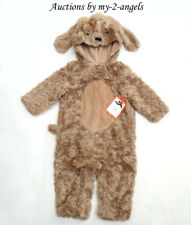 NEW Pottery Barn Kids BABY DOG HALLOWEEN COSTUME 12-24 18 MONTHS *brown puppy