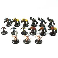 Mage Knight ELEMENTAL LEAGUE MINIS LOT Nature D&D Dungeons Dragons Miniature 6-5