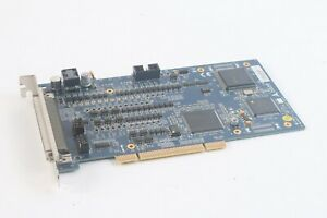 Adlink Technology MP-C154 Step and Servo Motion Control PCI-E Card - Exc Cond