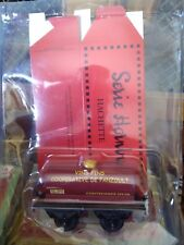 TRAIN SNCF HACHETTE HORNBY WAGON CITERNE VINS FINS COOPERATIVE PANZOULT O NEUF
