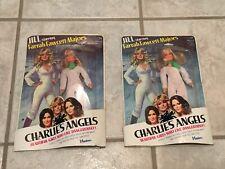 Hasbro Charlie's Angels Jill FARRAH FAWCETT Doll action figure case fresh NOS