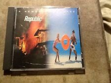 New Order - Republic, CD, used