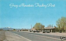 Org Vintage 1960s-70s PC- Gary Mountain Trading Post- Hwy 89- Arizona- Truck