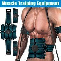 Smart Abs Stimulator Abdominal Muscle Toner Fitness Hip Trainer EMS Training AU
