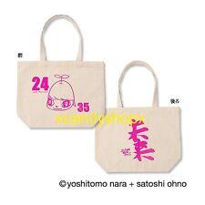 New listing Japan Arashi 24 hour television 2012 Future tote bag Ohno Satoshi Nara Yoshitomo