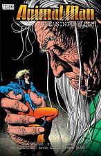 Animal Man Volume 5 Meaning of Flesh GN Vertigo Tom Veitch Steve Dillon New NM