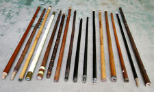 group of 16 used cane shafts group S Cp