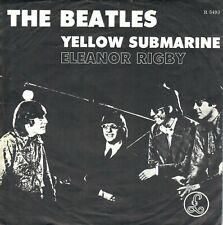 "7"" Beatles – Yellow Submarine / Elenor Rigby // Dutch 1966"