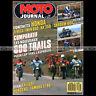 MOTO JOURNAL 837 YAMAHA XT 600 TENERE SUZUKI DR 750 HONDA NX 650 DOMINATOR 1988