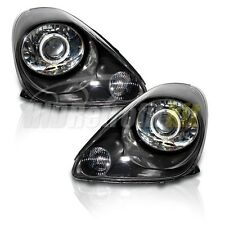 Led Halo Bixenon HID Projector Custom Headlights For 2000-2006 Toyota MR2 Spyder