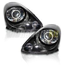 Led Halo Bixenon HID Projector Custom Headlights For 2000-2006 Toyota MR2 Spyder