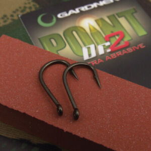 Gardner Tackle Point Doctor 2 NEW  Red Hook Sharpener Tool Sharpening Stone