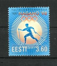 OLYMPIC WINTER GAMES NAGANO 1998 ESTONIA 1998
