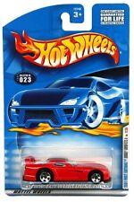 2001 Hot Wheels #23 First Edition Dodge Viper GTS-R
