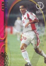 #219-CHINA-QU BO PANINI KOREA//JAPAN WORLD CUP 2002