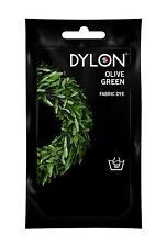 Dylon 50g Olivgrün handfärbe Farbstoff