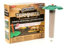 Spectracide Terminate 5-Count Termite Detection & Killing Stakes Refill