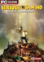 Serious Sam HD: The First Encounter, PC Digital Steam Key, Email Delivery