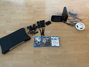 Wii U Mit Spielen Und Balance Board