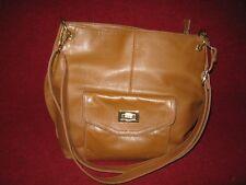 Vintage Clarks Leather Hand Bag Large Sized