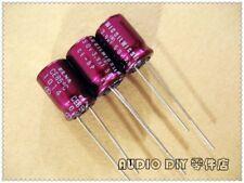 2pcs ELNA Purple SILMIC CE-BP 3.9uF/50V Audio Non-Polar Electrolytic Capacitor