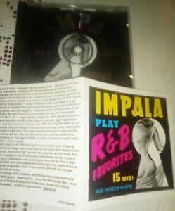 Impala – R & B Favorites -Estrus Records 1998Surf, Garage Rock, Rock&Roll