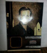 2012 Panini Americana Heroes card #98 memorabilia card 369/425 Hoot Gibson