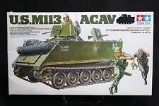 XE061 TAMIYA1/35 maquette tank char 35135 1500 US M113 ACAV