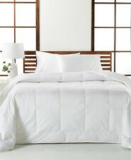 Hotel Collection Bedding White Down Light Weight FULL/QUEEN Comforter $440 I3258
