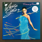 WHITE SISTER - Fashion By Passion White Vinyl LP Record EX+ 1986 UK Pressing