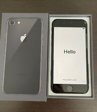 Apple iPhone 8 - 256GB Unlocked - Space Grey (A1863)