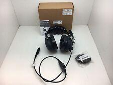 Globe Roamer Motorola PMLN5731 Heavy-Duty Headset Suit DP Series MotoTRBO Radios