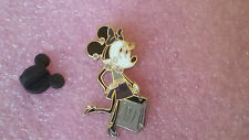 Minnie Disney Pin - Paris Fashion Glamour Set - Minnie with a Shopping Bag