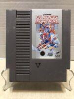🔥100% WORKING NINTENDO NES Classic Game Cartridge 🧊 KONAMI BLADES OF STEEL 🧊