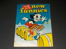 New Listing1951 New Funnies #180, Dell Comics, F/Vf. Very Nice Eye Appeal!
