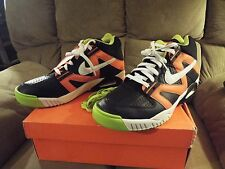 Nike Air Tech Challenge  Black/Cactus/Red - Size 10.5 - #315956-011 ANDRE AGASSI